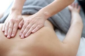 massage therapy for back pain