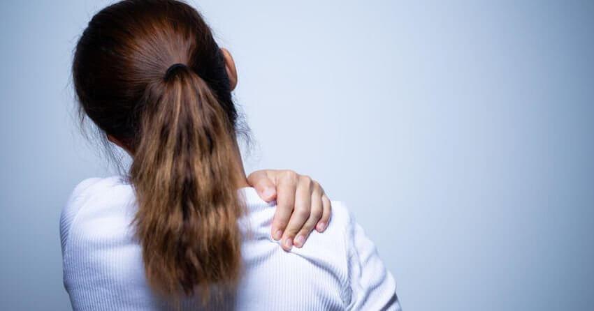 shoulder pain adjustment
