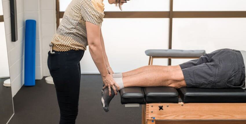 Chiropractic Manipulative Therapy